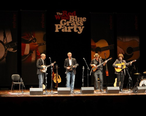 Red Wine Bluegrass Party 4 with Peter Rowan