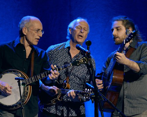 European tour w/ Peter Rowan
